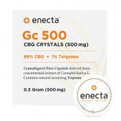 Enecta Gc 500mg CBG Κρύσταλλοι