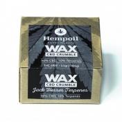 Hempoil Wax CBD Crumble Jack Herer Terpenes 500mg