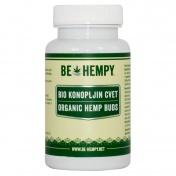 Be Hempy Organic Hemp Buds 60caps