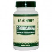 Be Hempy ProbiCanna Hemp Buds με Προβιοτικά 60caps